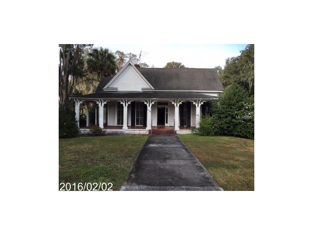 1115 S Oak Ave, Bartow, FL