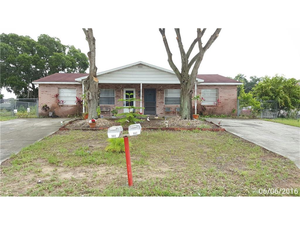 980 S Char Mil Avenue, Lake Alfred, FL 33850