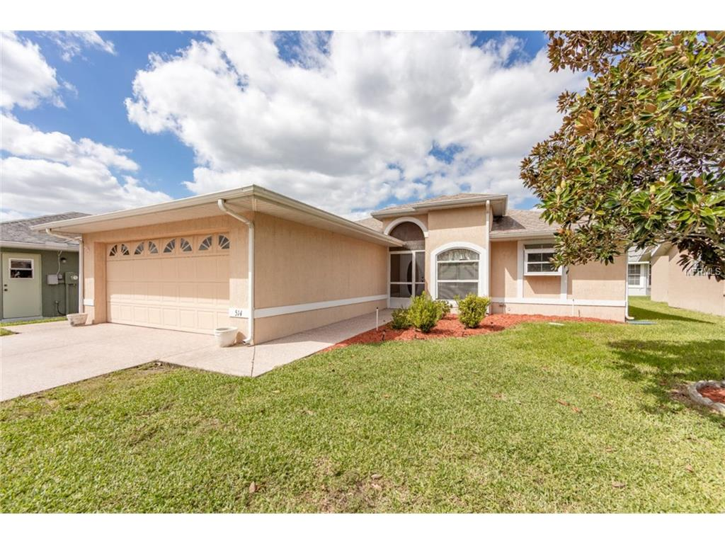 514 Sweetwater Way, Haines City, FL 33844