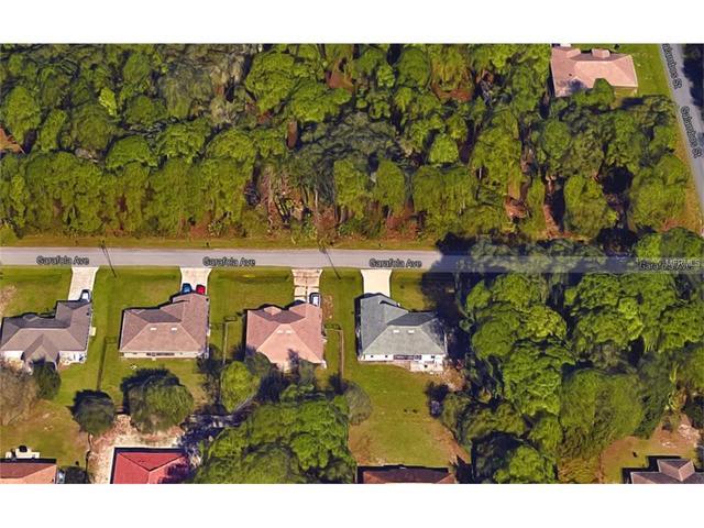 Garafola Ave, North Port, FL 34291