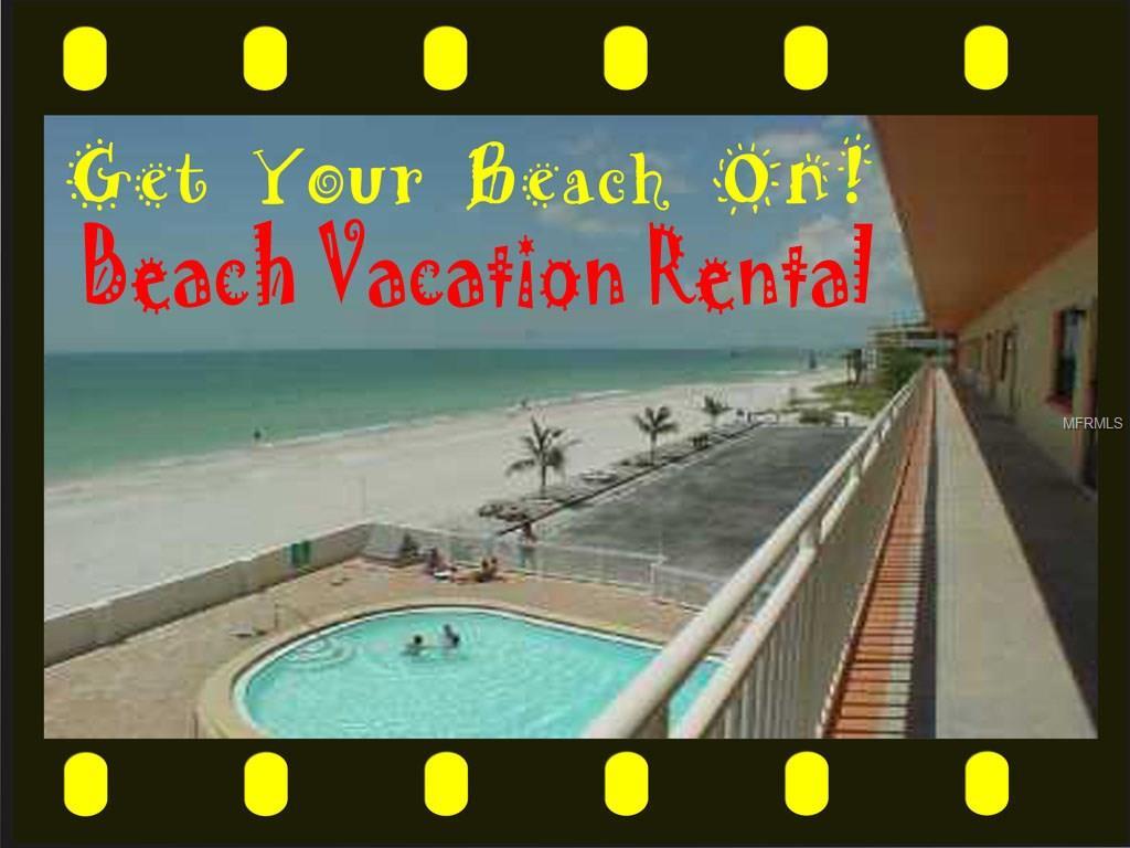 8470 W Gulf Boulevard #305, Treasure Island, FL 33706