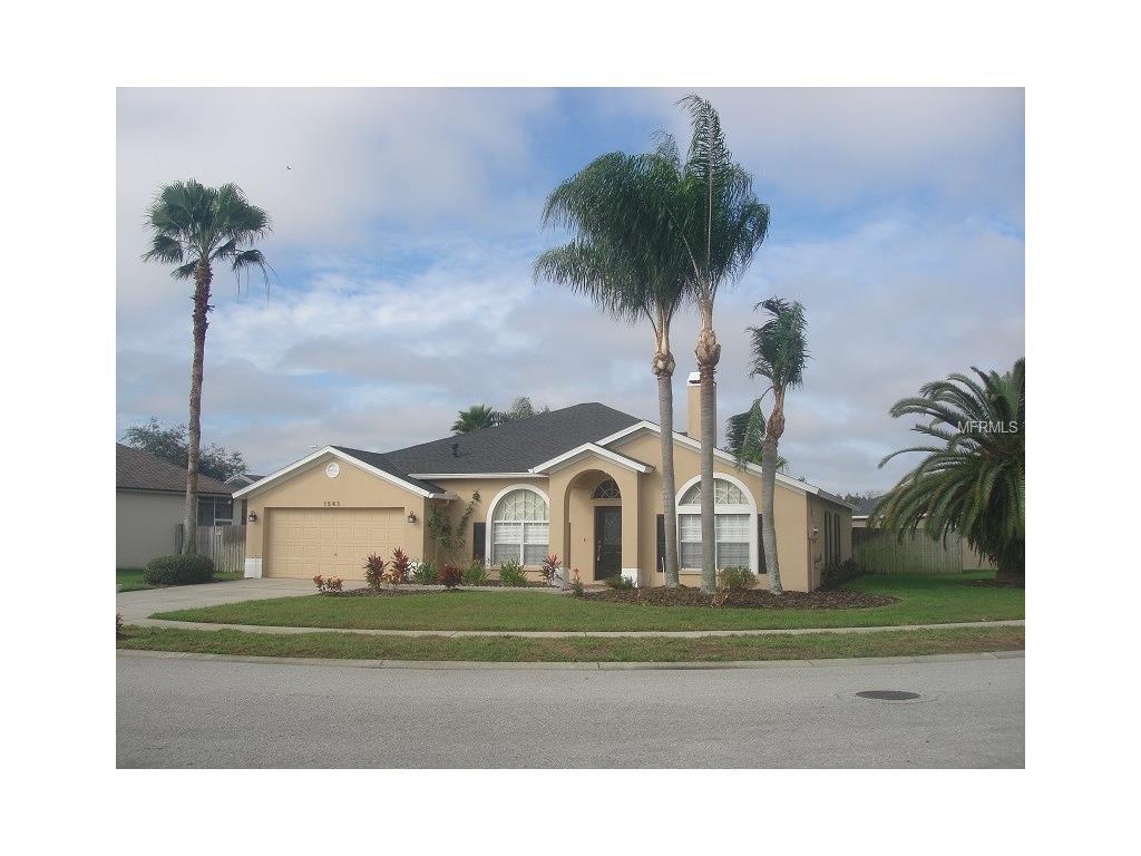 1543 Stetson Dr, Wesley Chapel, FL