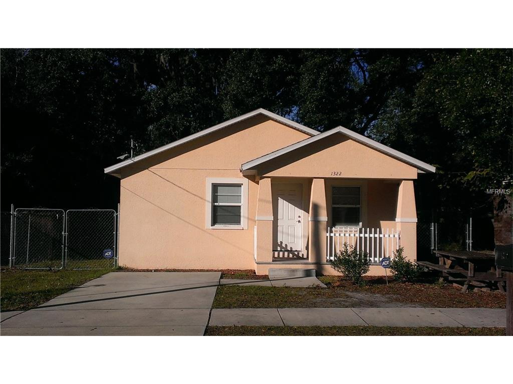 1322 E Church St, Plant City, FL