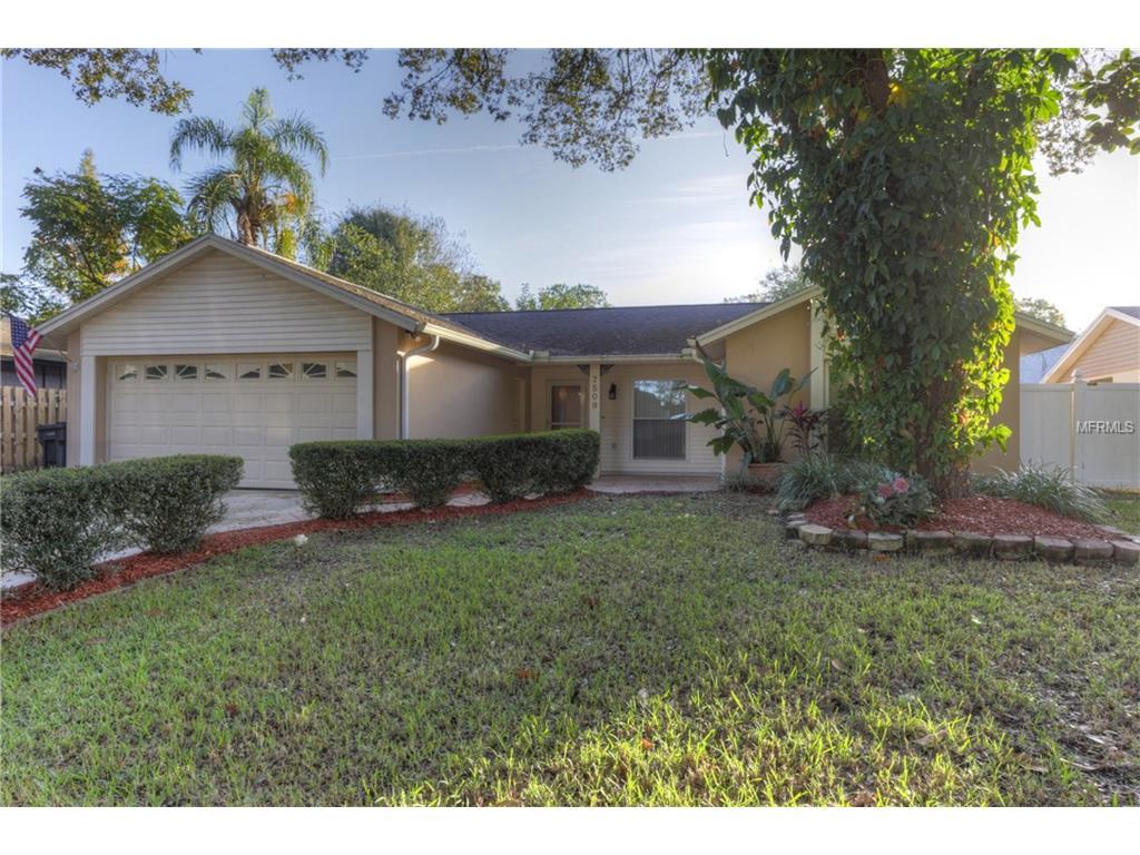 7509 Rustic Dr, Tampa, FL