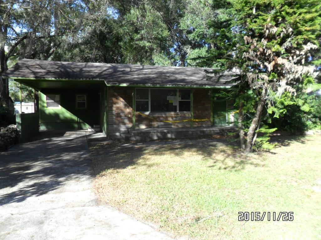 1306 E Calhoun St, Plant City, FL