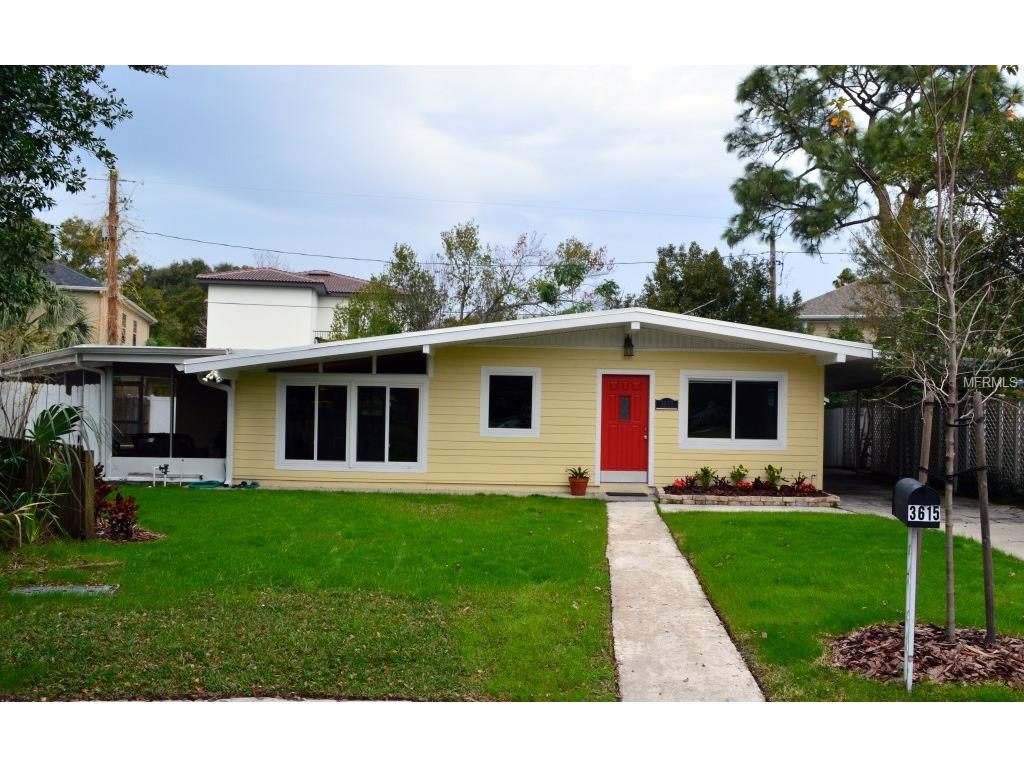 3615 S Hesperides St, Tampa, FL