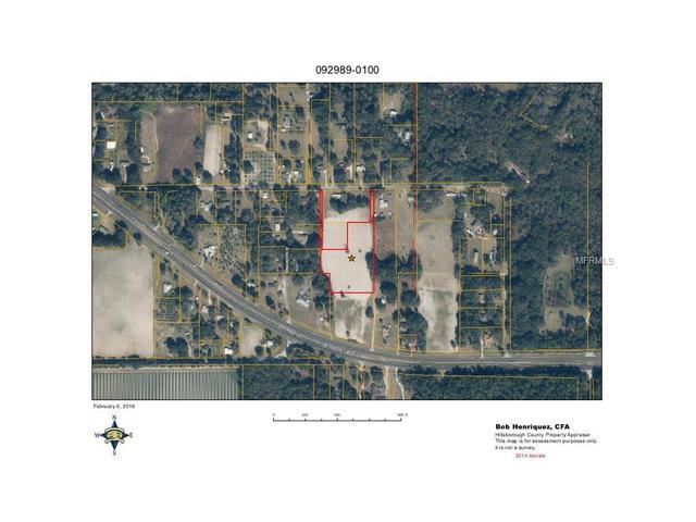 Sam Hicks Rd, Plant City, FL 33567