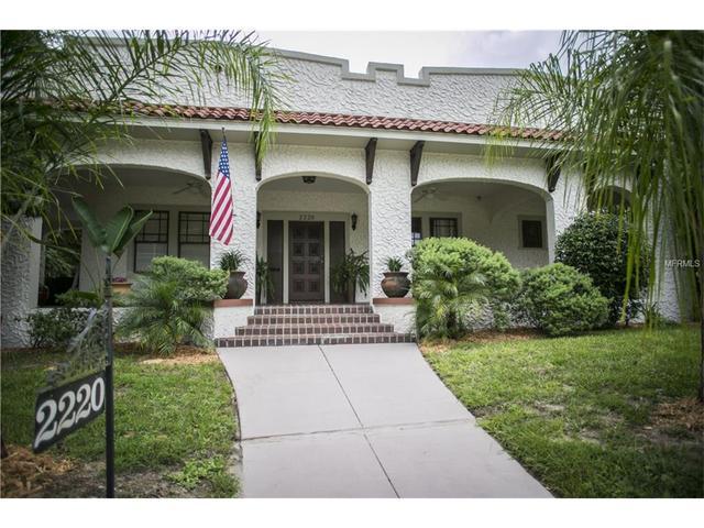 2220 N Ridgewood Ave, Tampa FL 33602