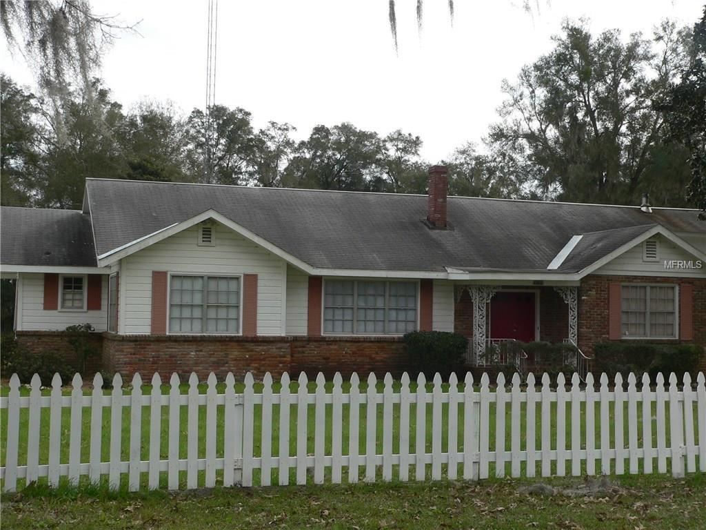 16791 NW Gainesville Road, Reddick, FL 32686