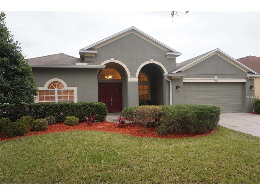 9508 Laurel Ledge Dr, Riverview, FL