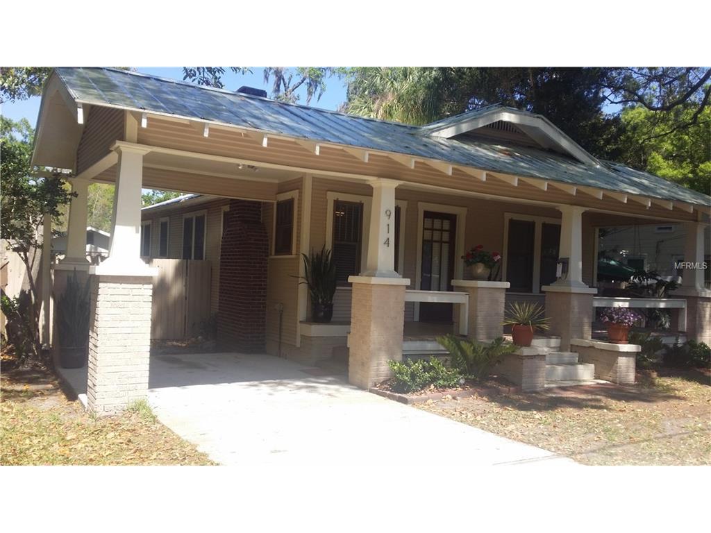 914 E Crenshaw St, Tampa, FL