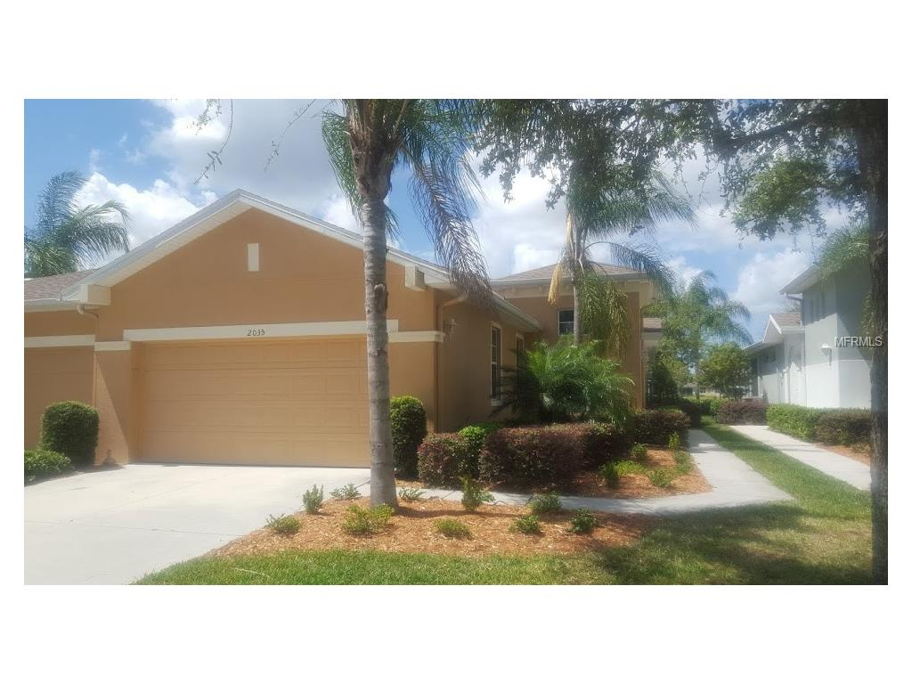2035 Sifield Greens Way Apt # 83, Sun City Center, FL