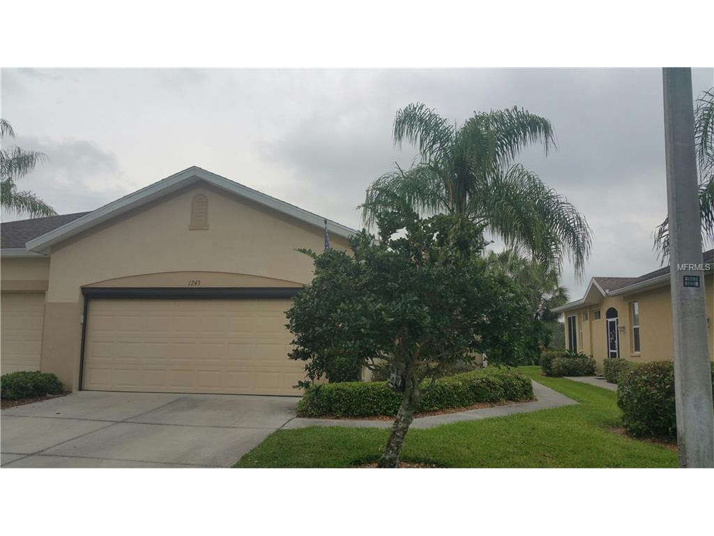 1243 Fairway Greens Dr #APT 1243, Sun City Center, FL