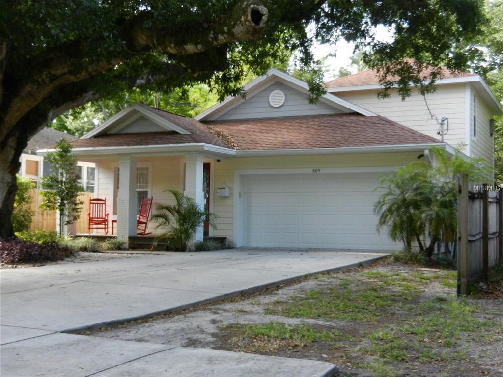 809 E Robson St, Tampa, FL