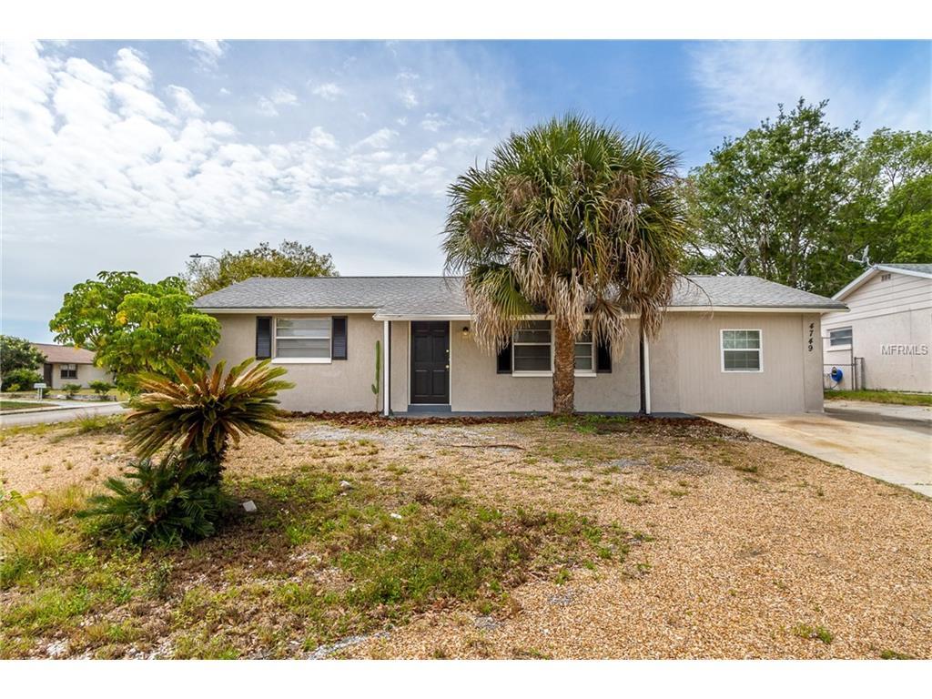 4749 Fleetwood St, New Port Richey, FL