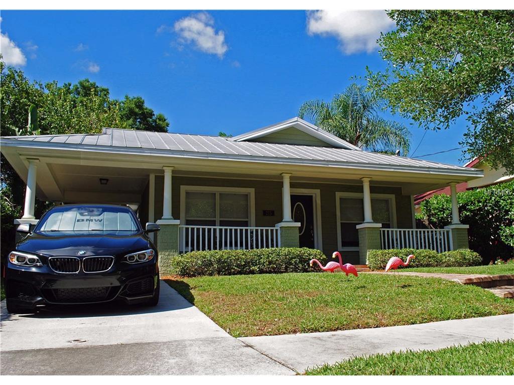 215 W Fern St, Tampa, FL