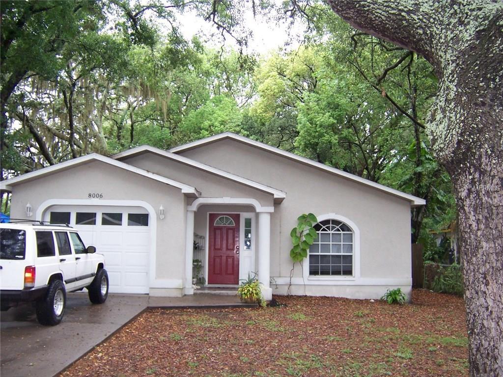 8006 N Gomez Ave, Tampa, FL