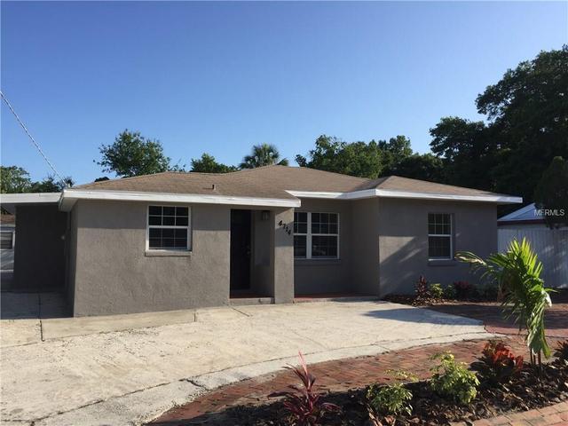 4714 W Euclid Ave, Tampa, FL