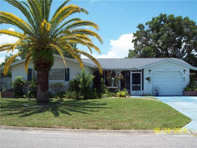 7400 Cherry Laurel Dr, Port Richey, FL 34668