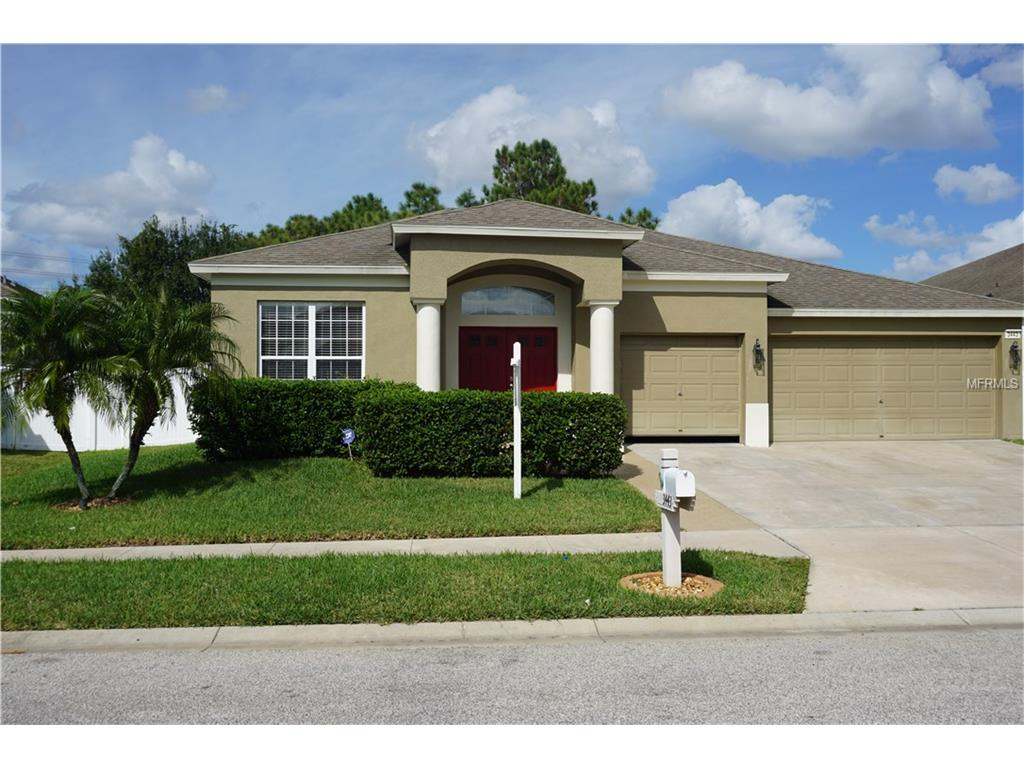 3443 Fortingale Drive, Wesley Chapel, FL 33543