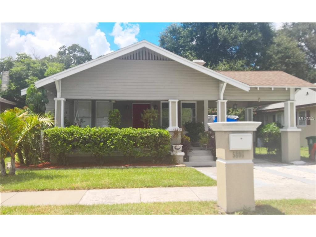 5806 N Miami Pl, Tampa, FL 33604