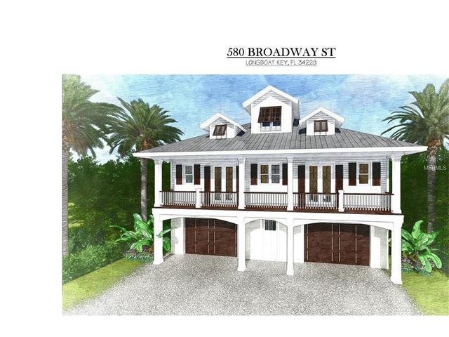 580 Broadway St, Longboat Key, FL 34228