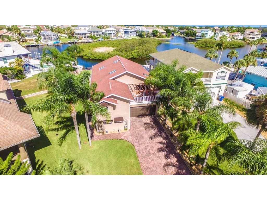 6021 Barefoot Court, New Port Richey, FL 34652