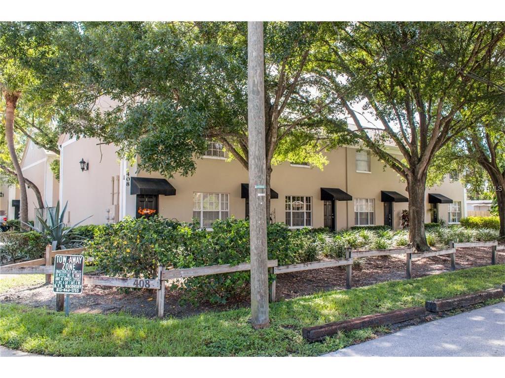 408 S Arrawana Avenue #C-4, Tampa, FL 33609