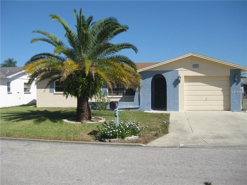 7611 Hawthorn Dr, Port Richey, FL 34668