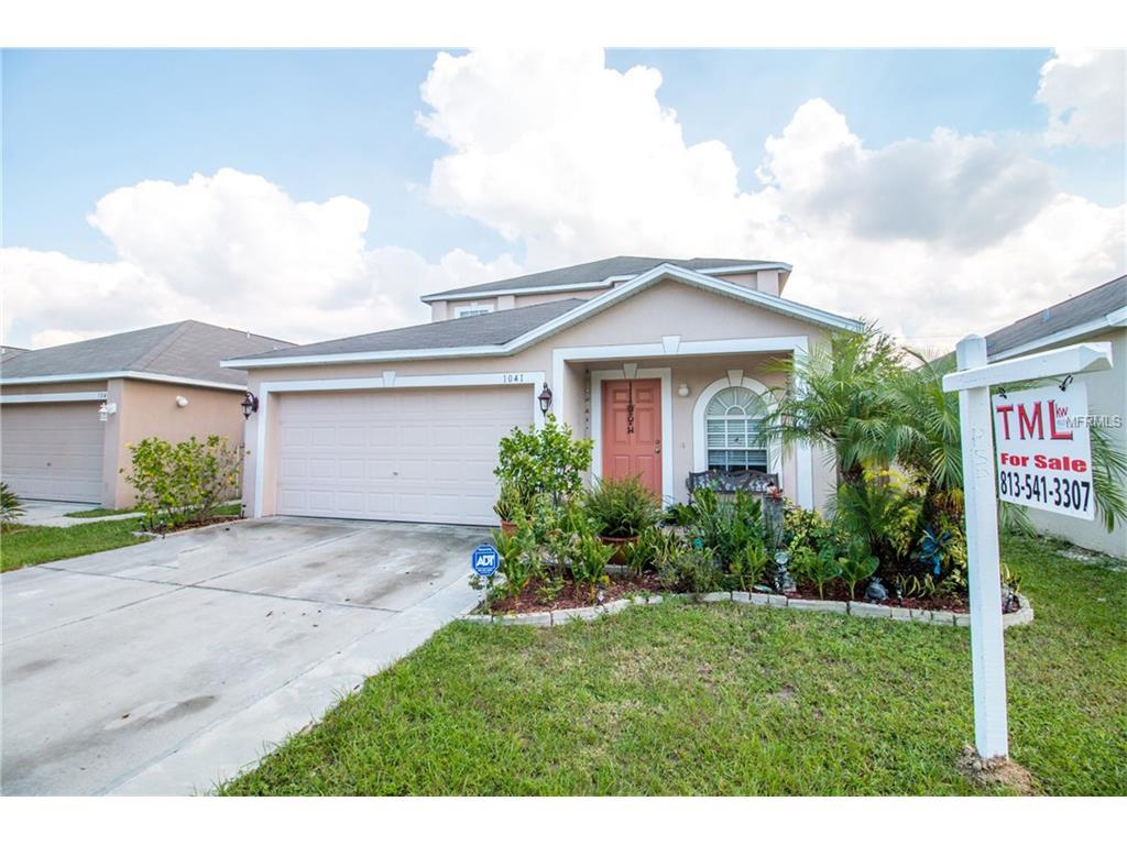 1041 Brenton Leaf Drive, Ruskin, FL 33570
