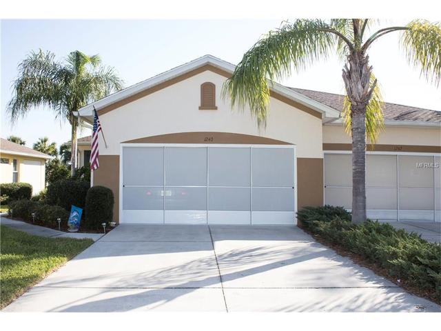 1240 Huntington Greens Dr #26, Sun City Center, FL 33573
