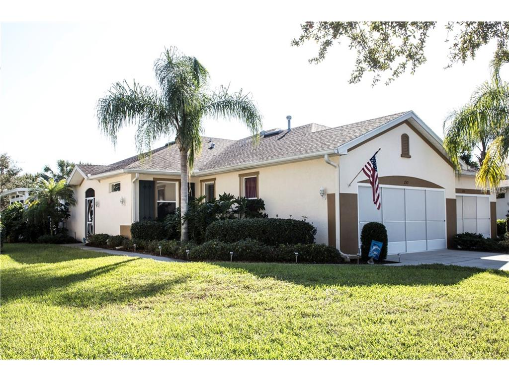 1240 Huntington Greens Drive #26, Sun City Center, FL 33573