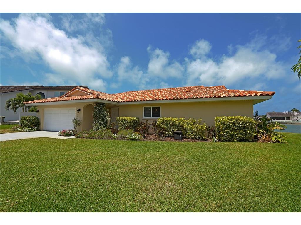 2166 Louisa Drive, Belleair Beach, FL 33786