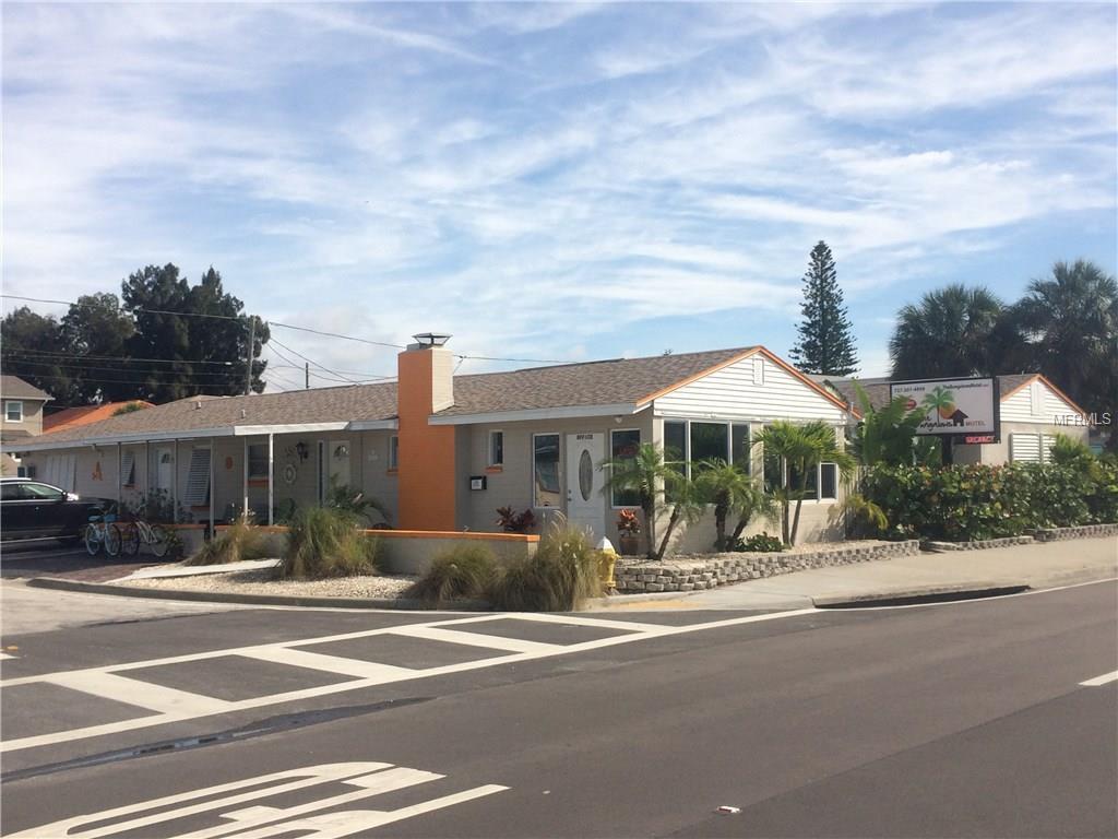 12321 Gulf Boulevard, Treasure Island, FL 33706