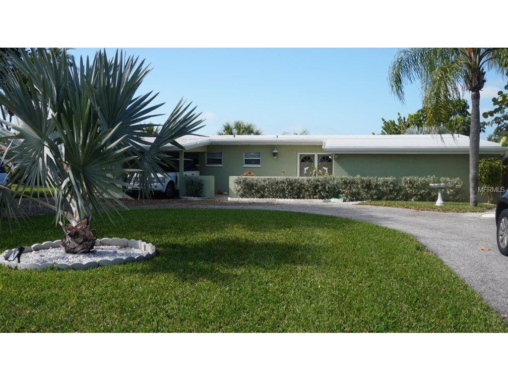 10300 Paradise Boulevard, Treasure Island, FL 33706