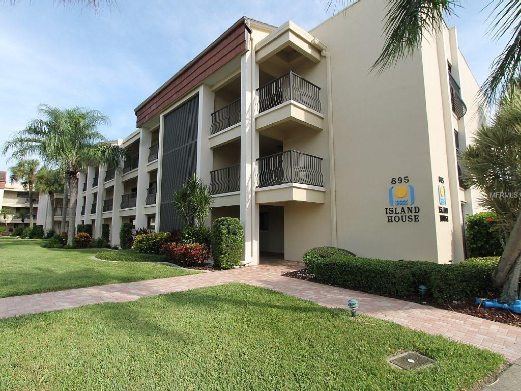895 S Gulfview Blvd #109, Clearwater Beach, FL 33767