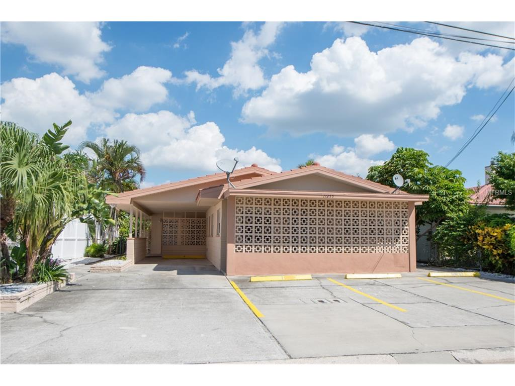 11255 3rd Street E, Treasure Island, FL 33706