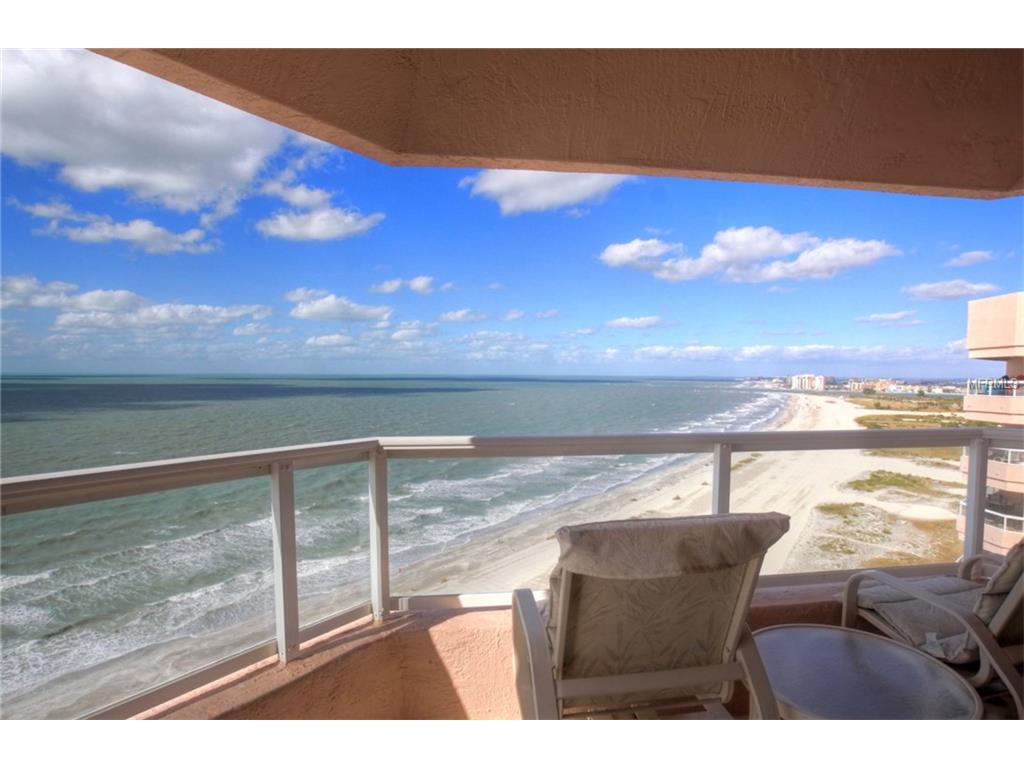 1340 Gulf Boulevard #PH-G, Clearwater Beach, FL 33767