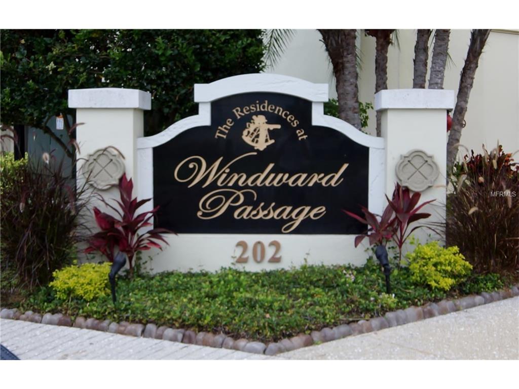 202 Windward Passage #209, Clearwater, FL 33767