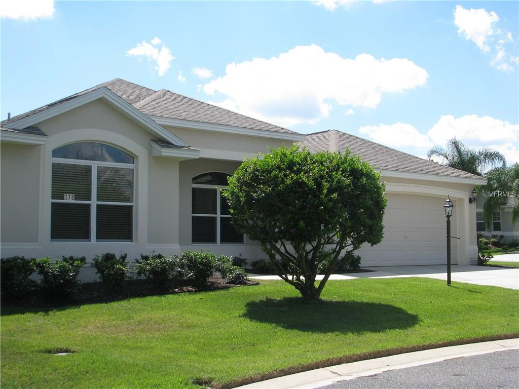 378 Neeses Lane, The Villages, FL 32162