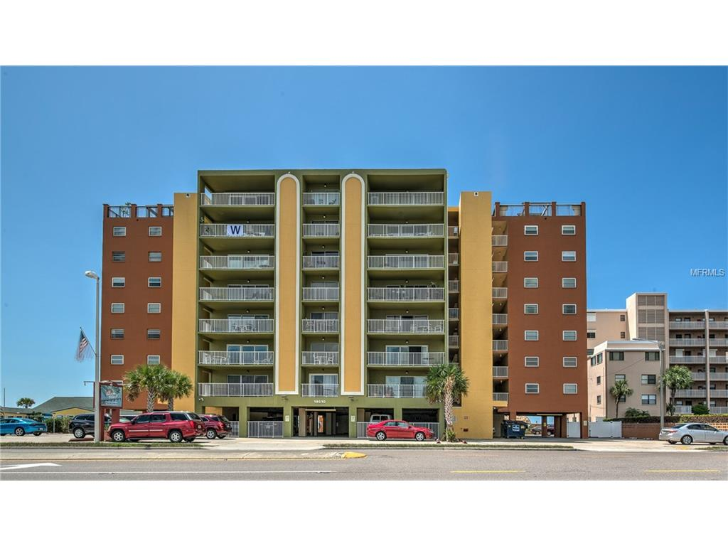 18610 Gulf Boulevard #510, Indian Shores, FL 33785