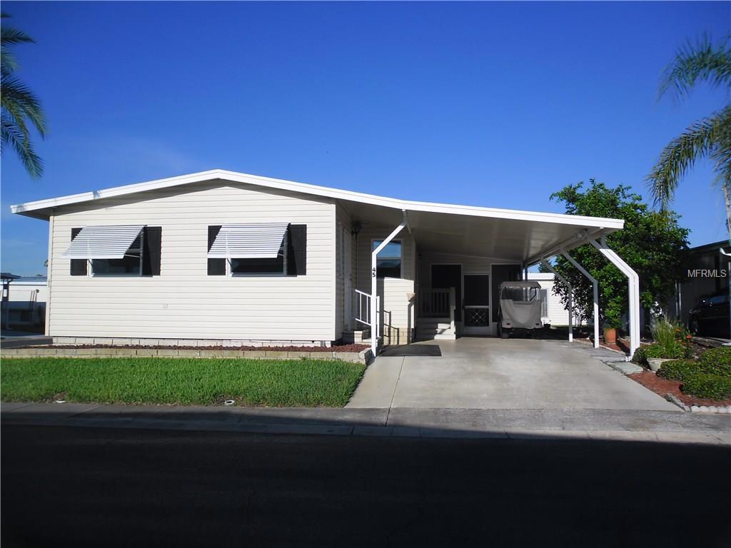 45 Hemlock Ct, Palm Harbor, FL 34684
