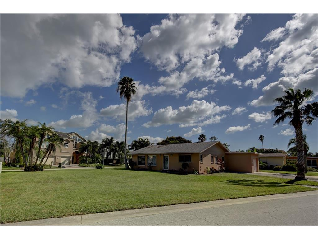 17012 Dolphin Drive, North Redington Beach, FL 33708