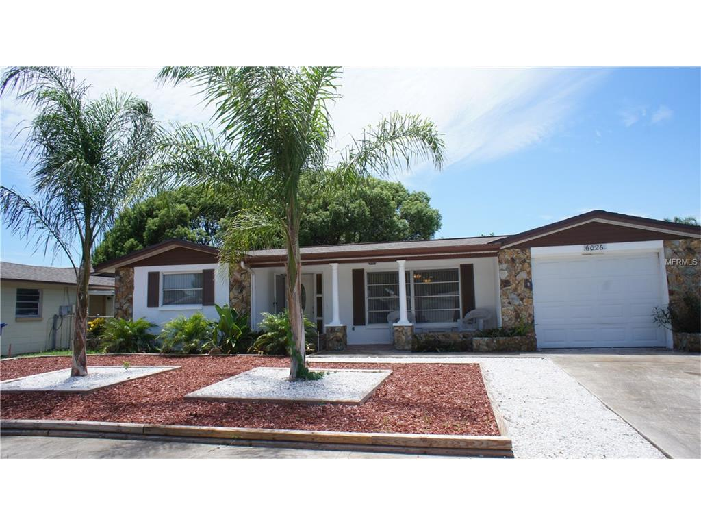 6026 7th Avenue, New Port Richey, FL 34653