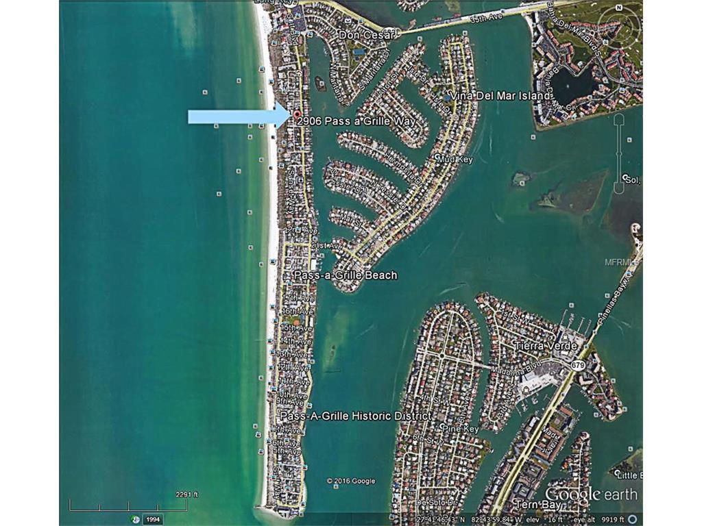 2906 Pass A Grille Way, Saint Pete Beach, FL 33706