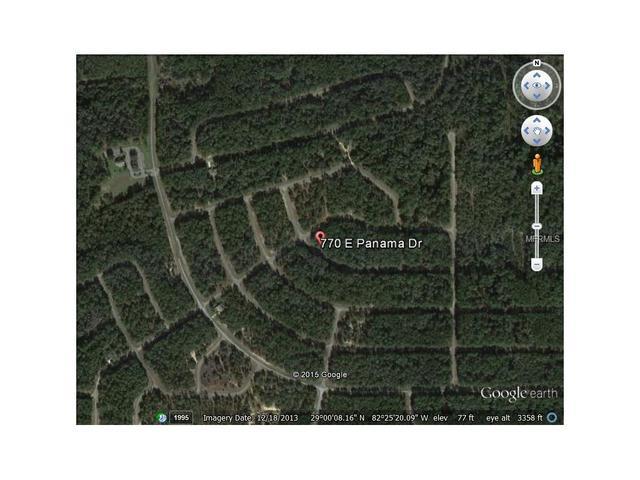 770 E Panama Dr, Citrus Springs, FL 34434