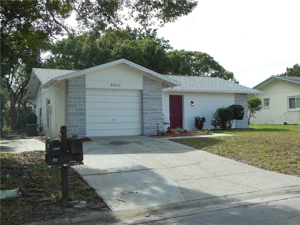 8024 San Fernando Dr, Port Richey, FL