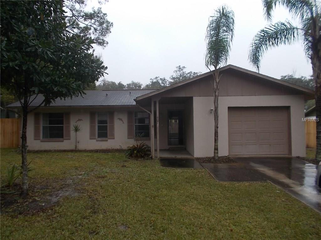 607 Iris St, Brooksville, FL