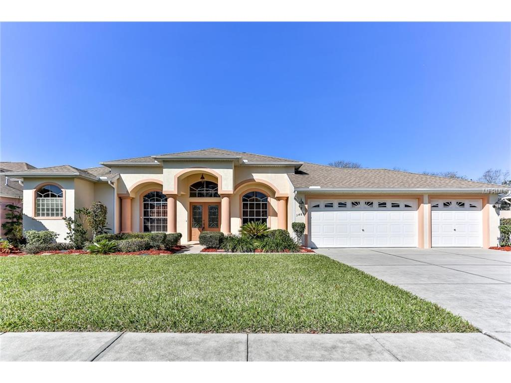 3485 Littleleaf Ct, Spring Hill, FL