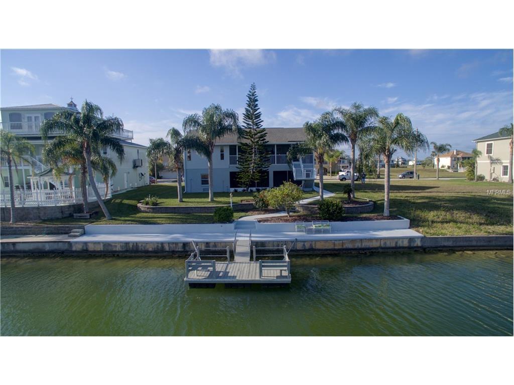 3455 Amberjack Drive, Hernando Beach, FL 34607